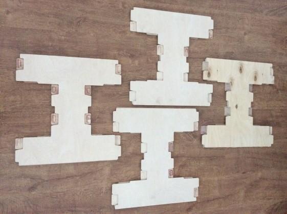 POLLWERK Modulare Wand-/Flächenelemente 2
