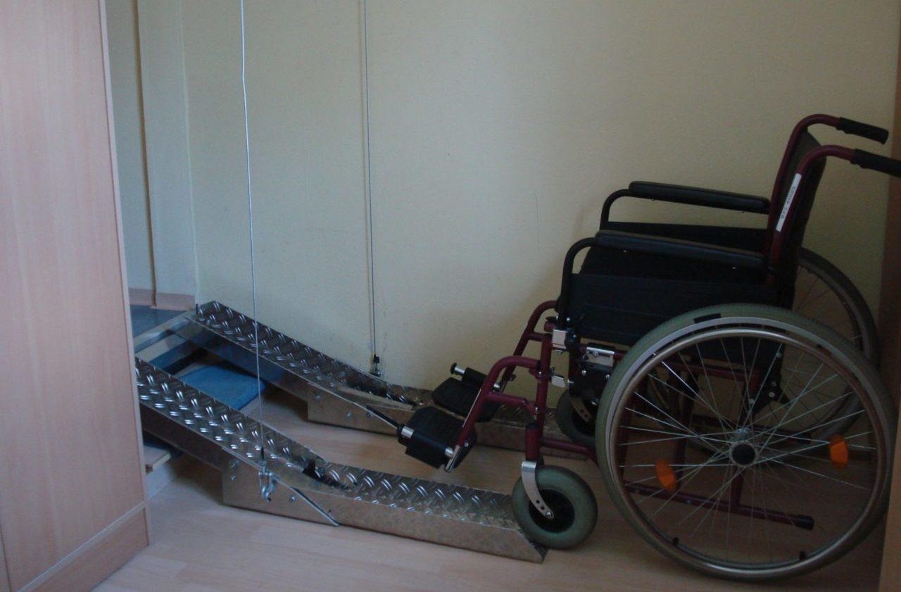 Rollstuhllift Diana 1