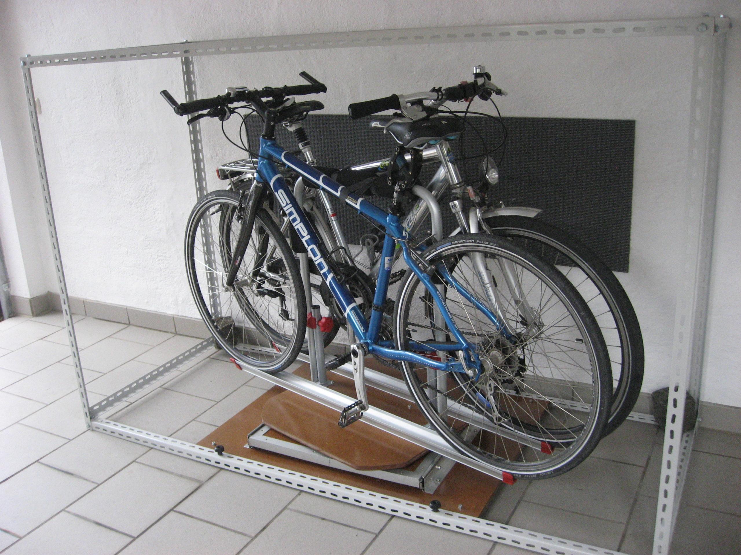 Fahrradgarage 1